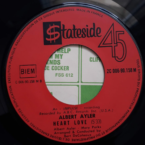 Stateside 45rpm B